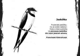 Kartka – Jaskółka